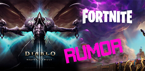 Diablo III y Fortnite en Switch